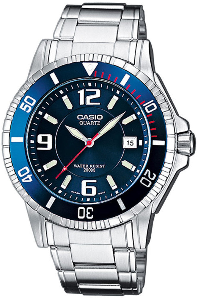 Casio MTD-1053D-2A Diver Watch