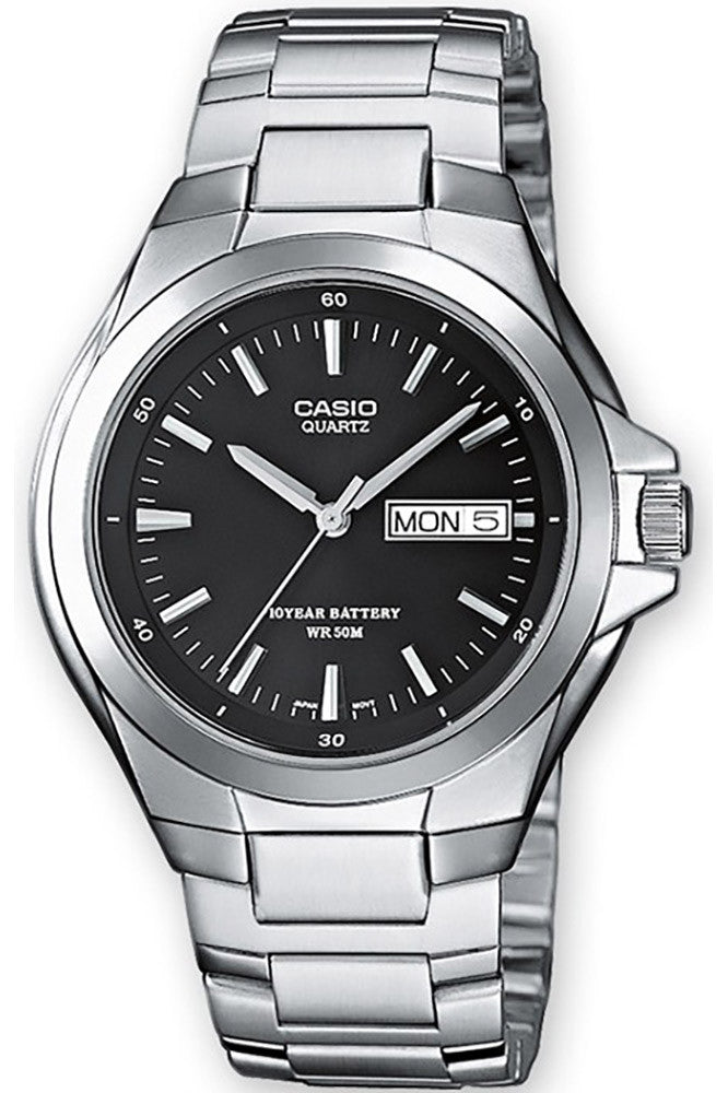 Casio MTP-1228D-1A Wrist Watch 10 Year Battery