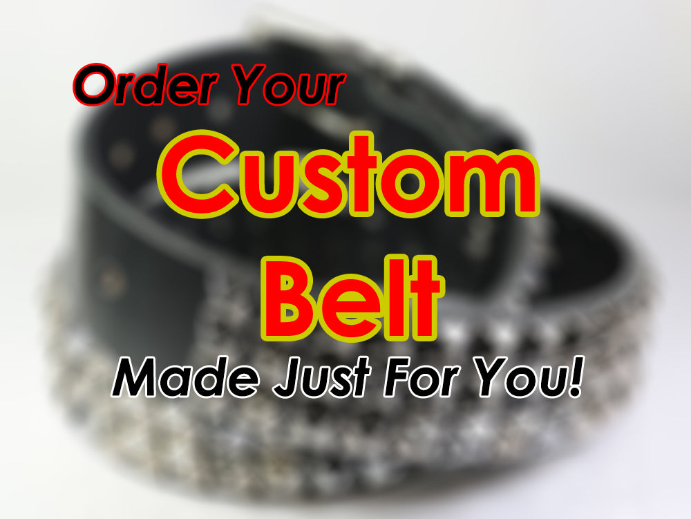Custom Item - BELT