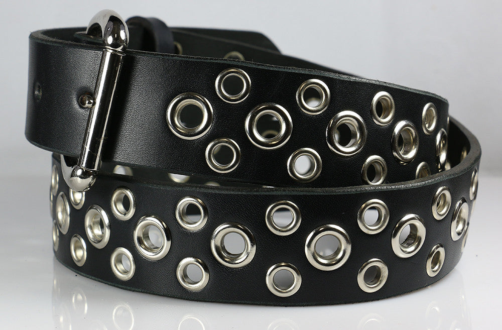 Grommet(large eyelet) and Eyelet Belt
