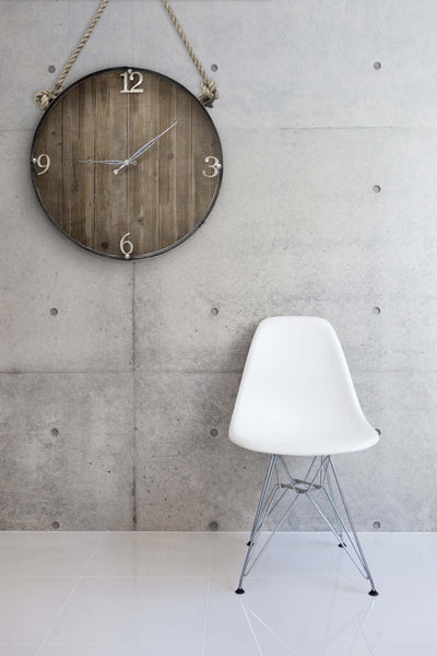 Clair Wall Clock - armchairmuse.com - 1