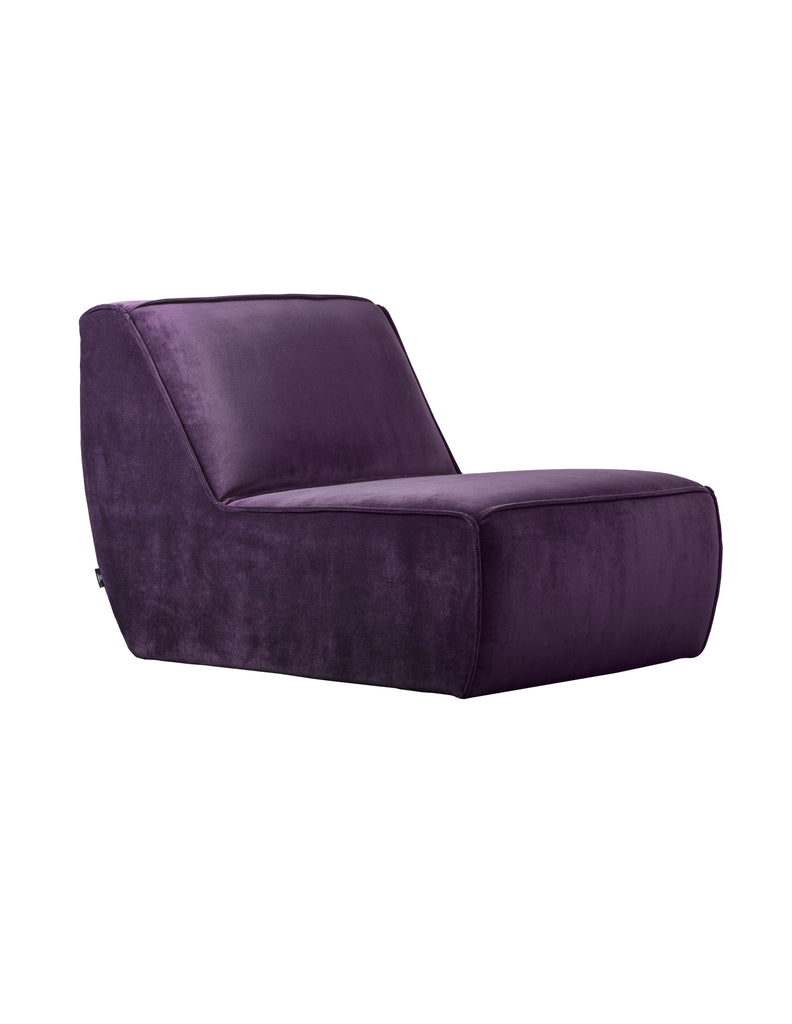 Cove Armless Chair - armchairmuse.com