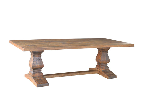 Castle Dining Table - armchairmuse.com - 1