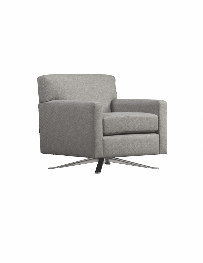 Hudson Swivel Chair - armchairmuse.com
