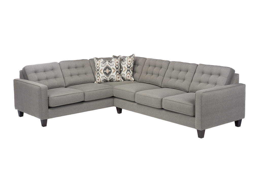 Kit Sectional Right Facing Sofa - armchairmuse.com - 1