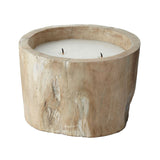 Lola Wood Candle - armchairmuse.com - 2