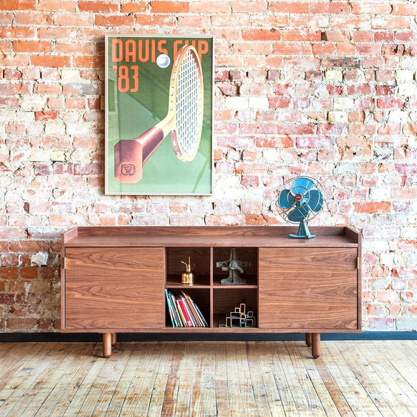 Gus* Mimico Cabinet - armchairmuse.com - 1