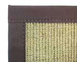 Ariel Natural Seagrass Area Rugs - armchairmuse.com - 7