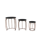 Arris Nesting Tables - armchairmuse.com - 3