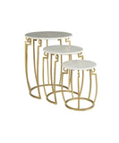 Arris Nesting Tables - armchairmuse.com - 1