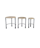 Loren Nesting Tables - armchairmuse.com - 1