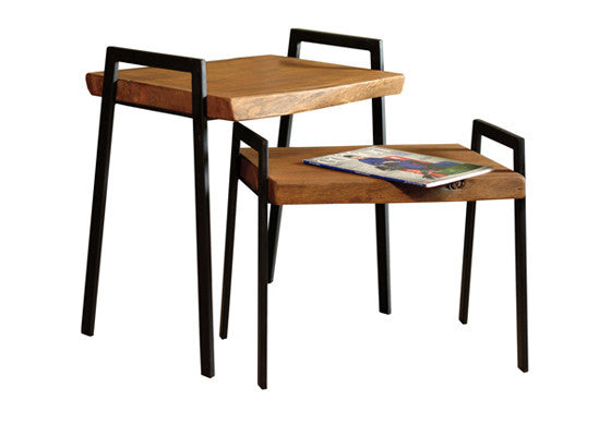 Cora Nesting Tables - armchairmuse.com