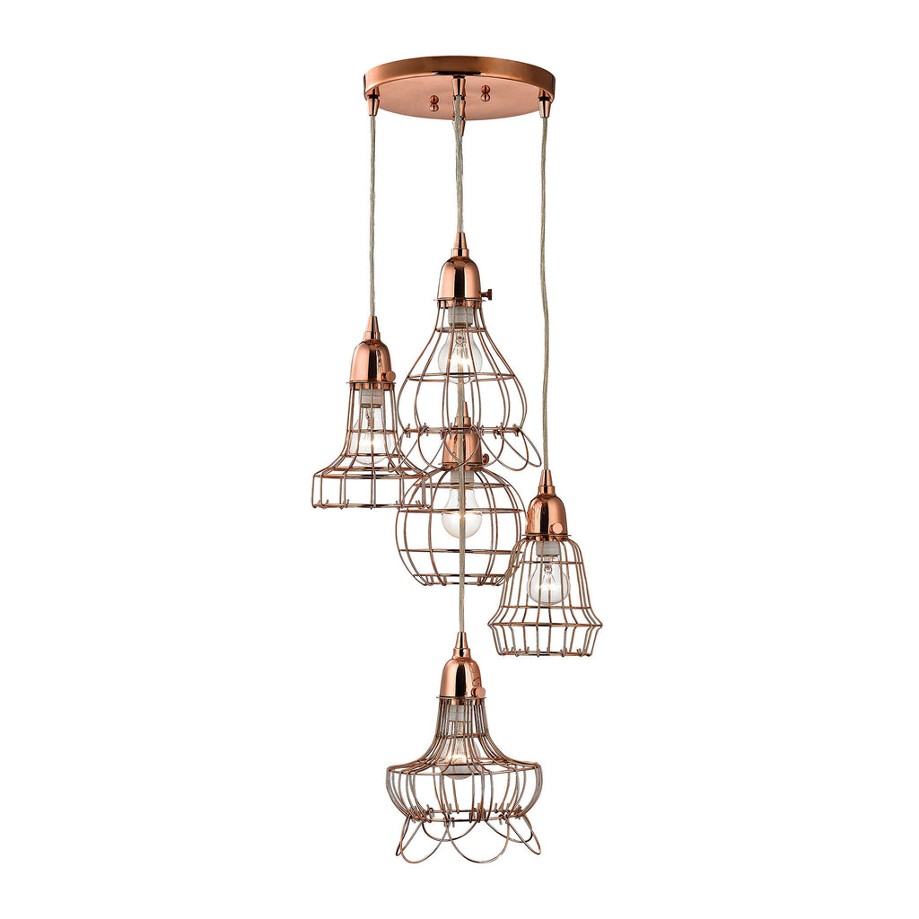 Paloma Ceiling Pendant Cluster - armchairmuse.com