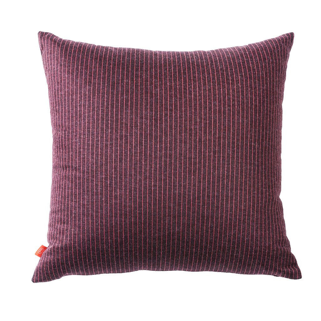 Gus* Pinstripe Pillows - armchairmuse.com - 1