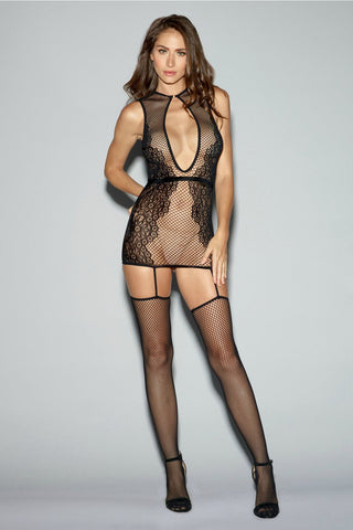 Sexy Dress Bodystocking