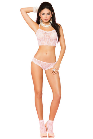 Lace Cami Set