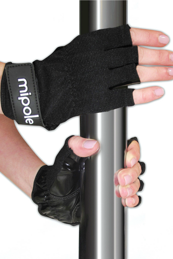 MiPole Grip Aid Pole Dancing Gloves