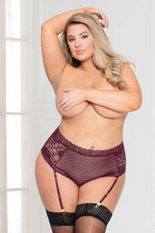 Plus Size Lucy Panty