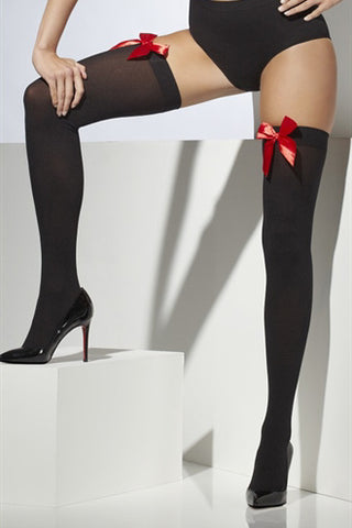 Two Tone Thigh Highs