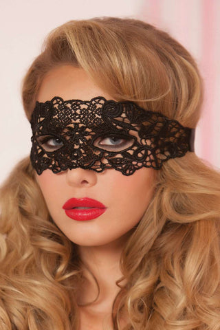 Zipper Blindfold