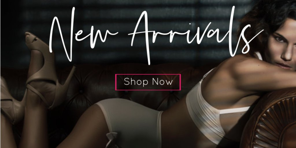 New Lingerie Arrivals