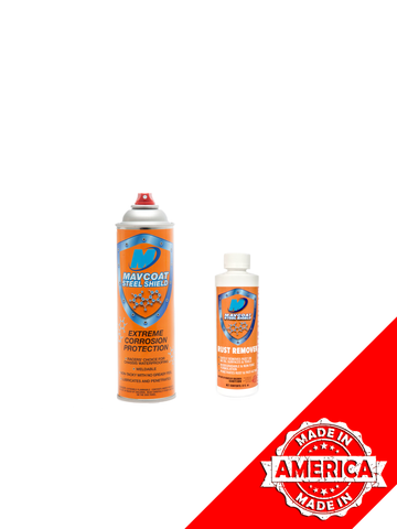 Mavcoat® Total Protection Pack - (1 x 8 fl.oz. + 1 Can)