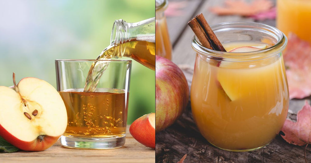 Apple Cider vs Apple Juice: What's the Difference?