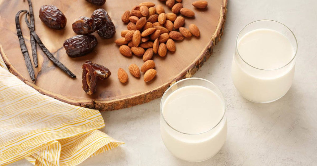 7 Supercharged Ways To Use Almond Mylk - Home Juice