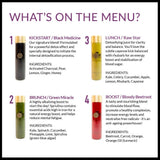 Our Signature – 1,3 or 5 Day Cleanse One Time - Home Juice