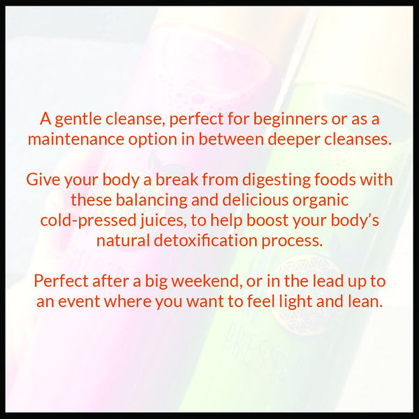 Inner Balance - 1 Day Cleanse - Home Juice