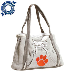 Officially Licensed Clemson Tigers Hoodie Purse