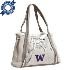 Officially Licensed Washington Huskies Hoodie Purse