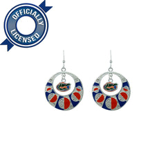 Officially Licensed Florida Erica Earrings
