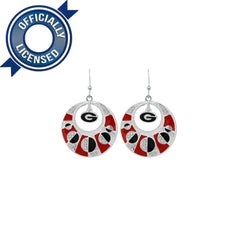 Officially Licensed Georgia Moon Earrings