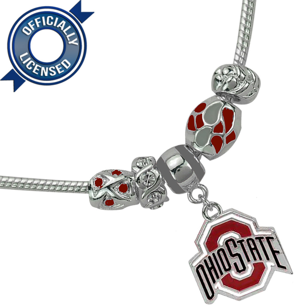 Officially Licensed Ohio St AA Charm BR Blake