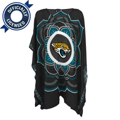 Limited Edition, Officially Licensed Jacksonville Jaguars Caftan