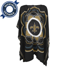 Limited Edition, Officially Licensed New Orleans Saints Caftan