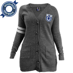 Officially Licensed Indianapolis Colts Cardigan