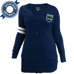 Officially Licensed Seattle Seahawks Cardigan