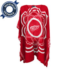 Limited Edition, Officially Licensed Detroit Red Wings Caftan
