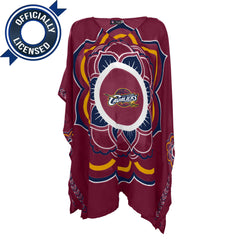 Limited Edition, Officially Licensed Cleveland Cavaliers Caftan
