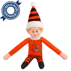 Limited Edition Cleveland Browns Plush Elf