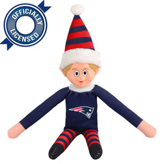 Limited Edition New England Patriots Plush Elf
