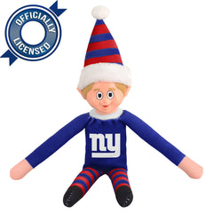 Limited Edition New York Giants Plush Elf