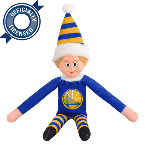 Limited Edition Golden State Warriors Plush Elf