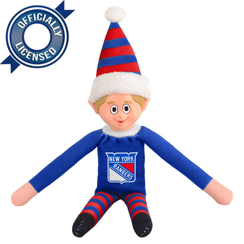 Limited Edition New York Rangers Plush Elf