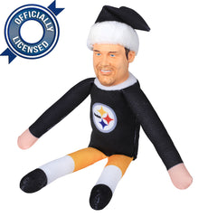 Limited Edition Pittsburgh Steelers Ben Roethlisberger Plush Elf