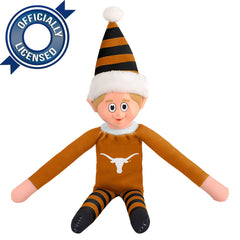 Limited Edition Texas Longhorns Plush Elf
