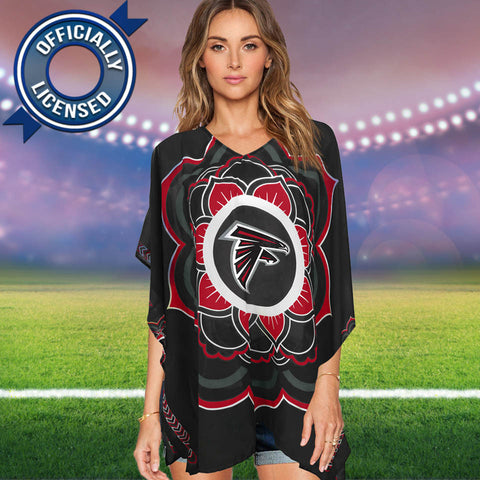 Limited Edition, Officially Licensed Atlanta Falcons Caftan