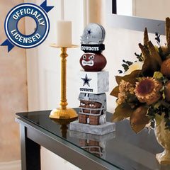 Officially Licensed Dallas Cowboys Tiki Totem